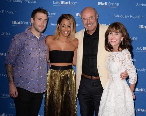 Marissa with McGraw family