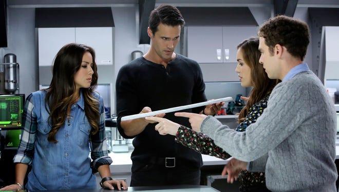 Chloe in Marvel's Agent shield