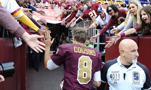Kirk Cousins Made Team's Comeback Victory