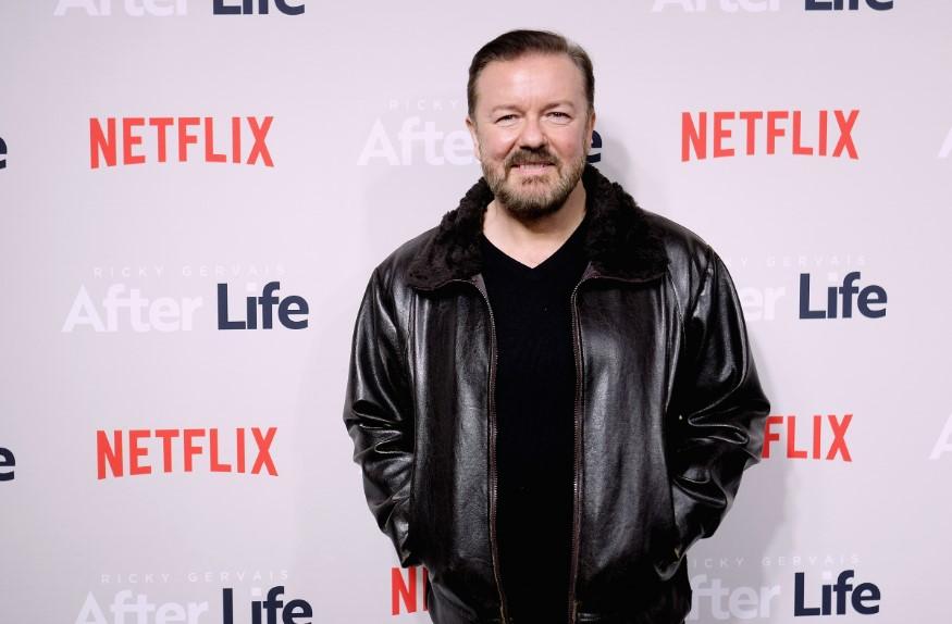 Ricky Gervais Movies