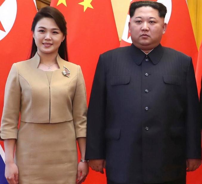 Kim Jong-un Wife