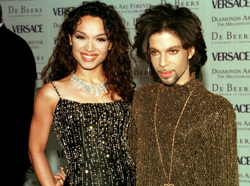 Prince first wife