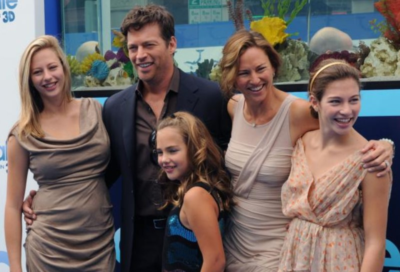 Harry Connick Jr. Daughter