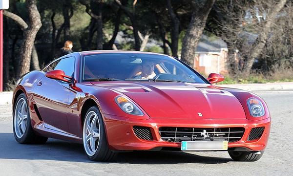 Cristiano Ronaldo Cars Collection; 19 Cars
