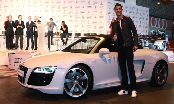 Cristiano Ronaldo Cars Collection; 19
