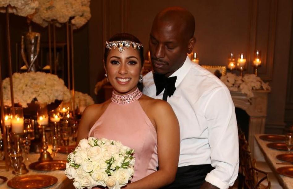 Tyrese Gibson Wife