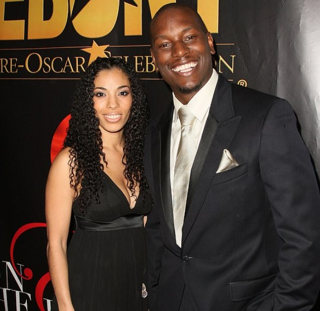 Tyrese Gibson Married