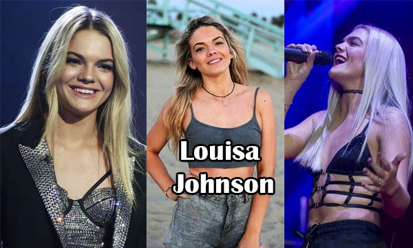 Louisa Johnson Bio, Age, Height, Early Life, Career and More