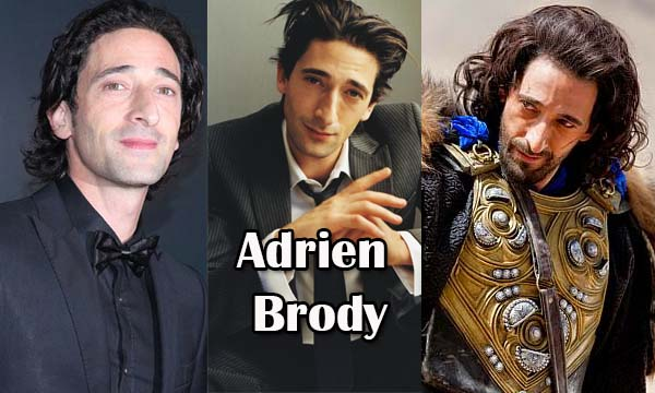 Adrien Brody Bio, Age, Height, Career, Personal Life, Net Worth & More