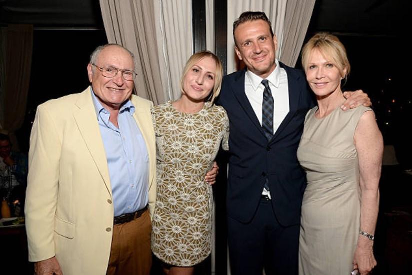 Jason Segel Family