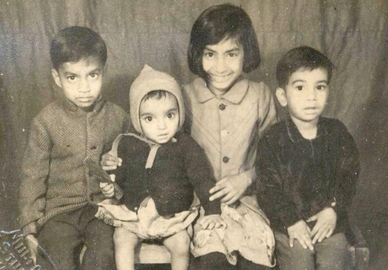 Irrfan Khan Siblings