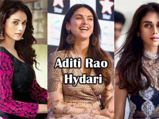 Aditi Rao Hydari Bio, Age, Height, Affairs, Net worth, and More