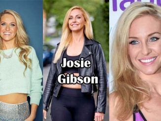 Josie Gibson Bio, Age, Height, Weight, Career, Personal Life Net Worth, and More