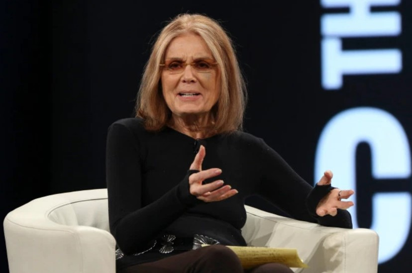 Gloria Steinem Career