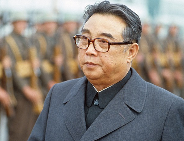 Kim Il-sung Founder of North Korea