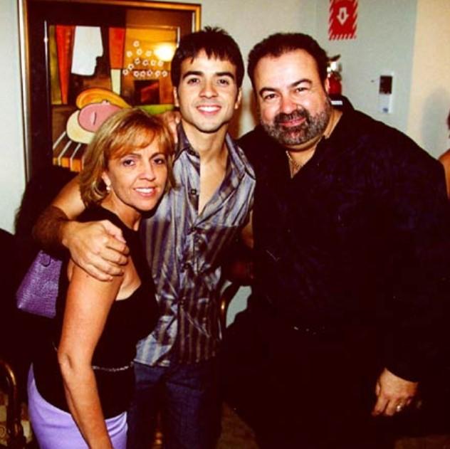 Luis Fonsi Family