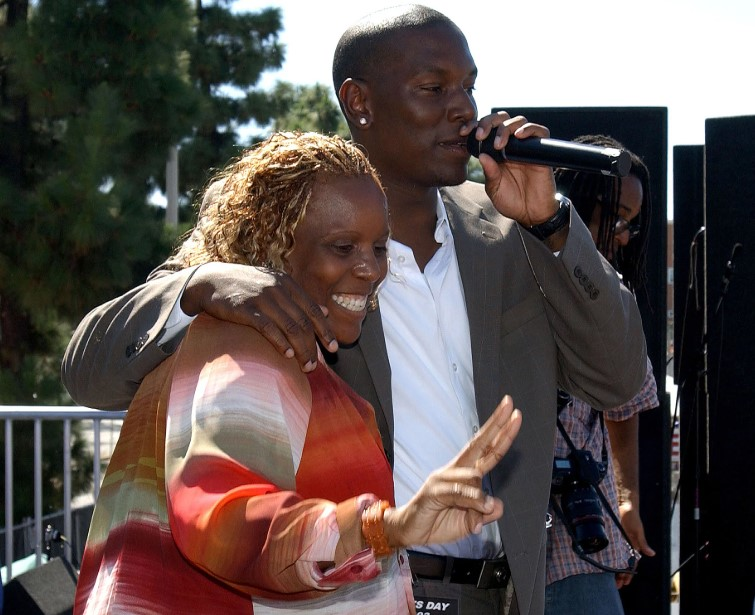 Tyrese Gibson Mother