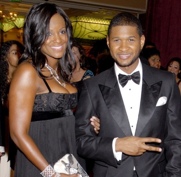 Usher tameka