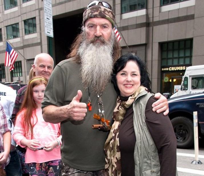 Willie Robertson Parents