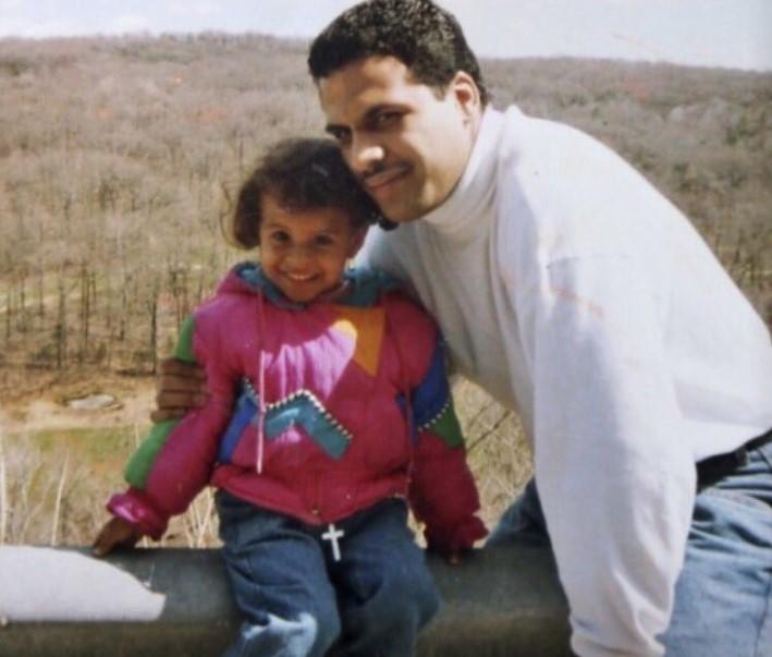 Zelina Vega Father