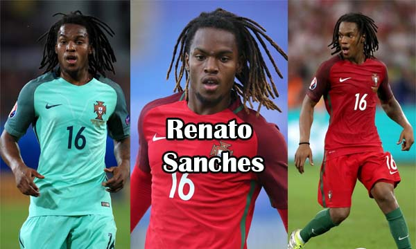 Renato Sanches Bio, Age, Height, Early Life, Career, Net Worth and More