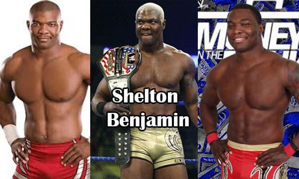 Shelton Benjamin Bio, Age, Height, Career, Net Worth and More