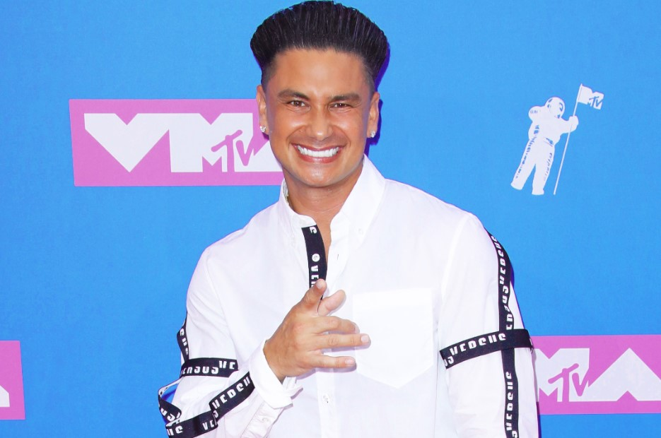 Married pauly d Could Pauly