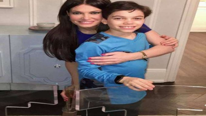 Ronan Anthony Villency's Mother Kimberly Guilfoyle Is Dating Donald Trump Jr.