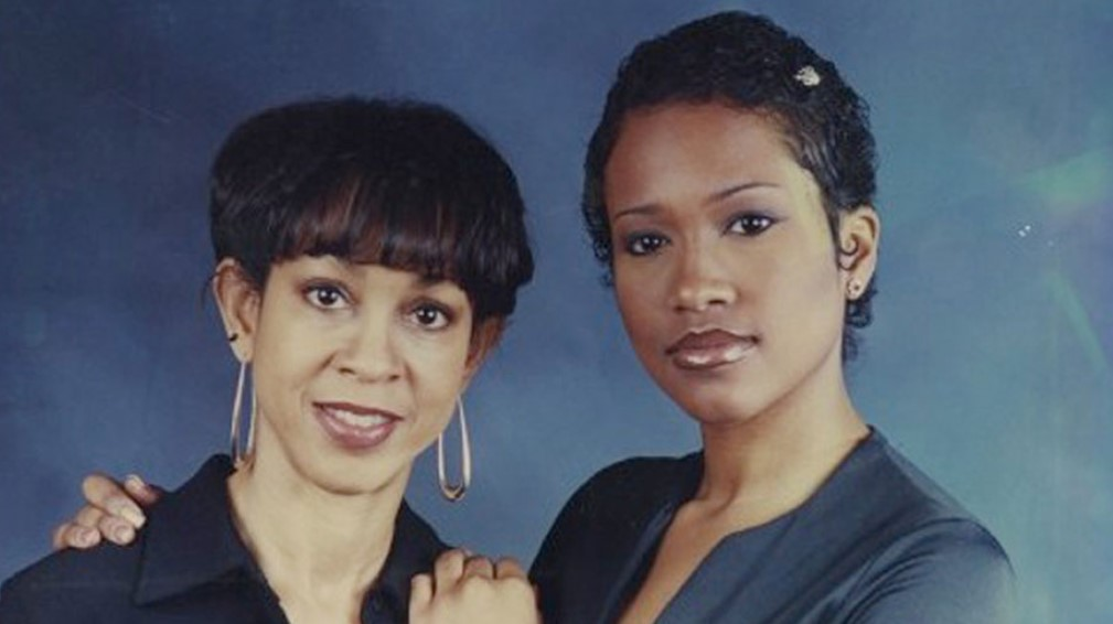 Maia Campbell mother