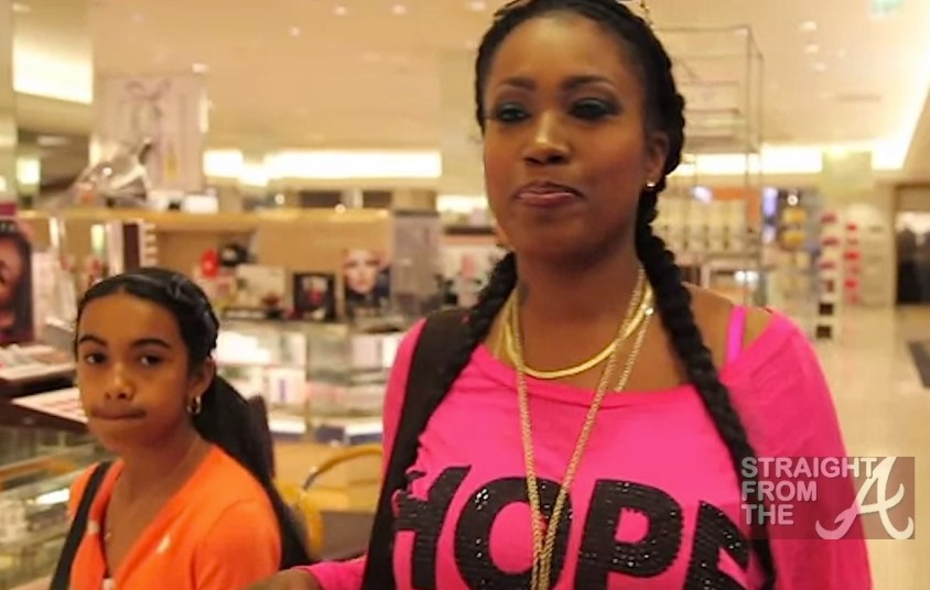 Maia Campbell Kids