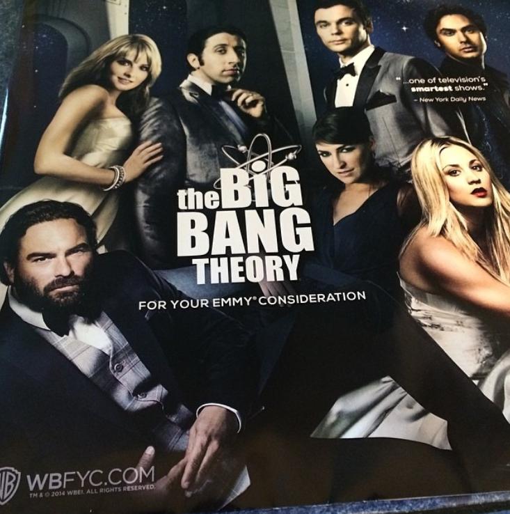 The Big Bang Theory Kaley Cuoco