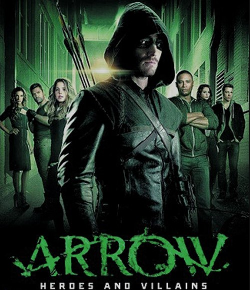 Stephen Amell TV Shows