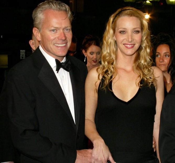 Lisa Kudrow married