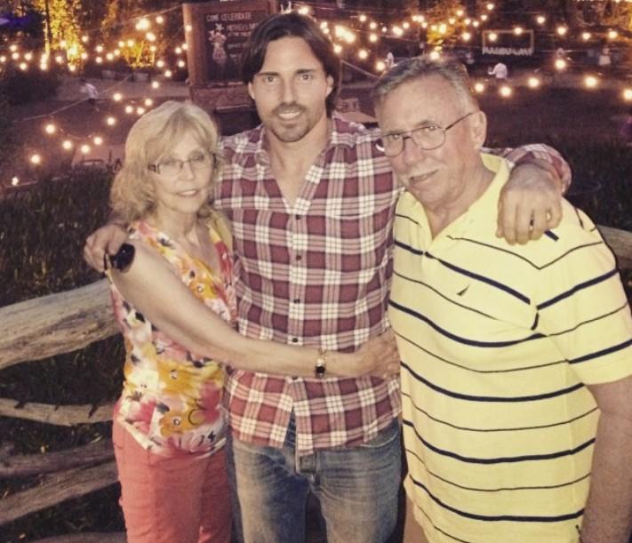 Aaron Phypers Parents