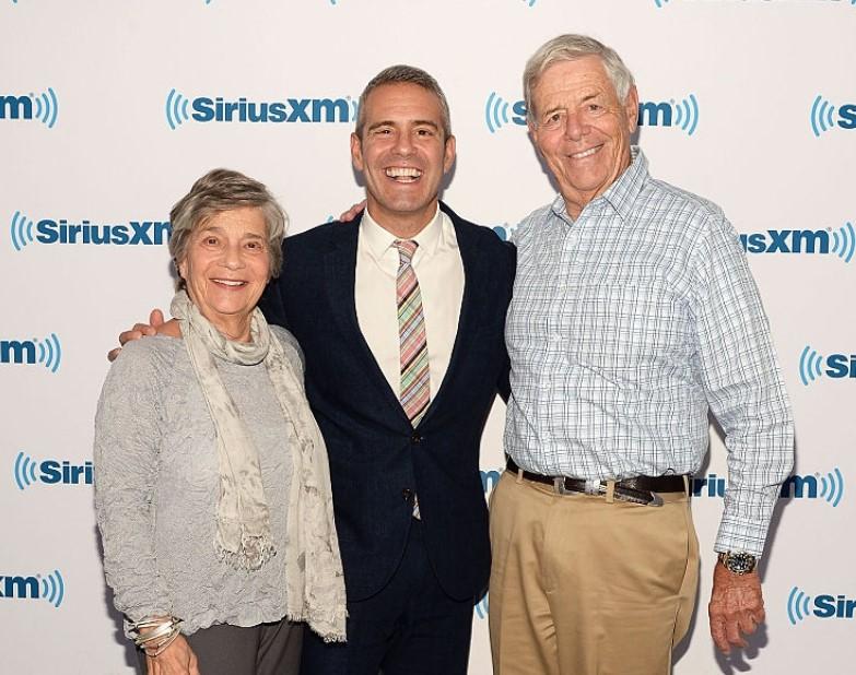Andy Cohen parents