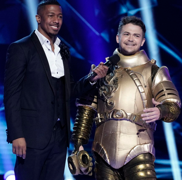 Hunter Hayes is 'The Masked Singer's' Astronaut