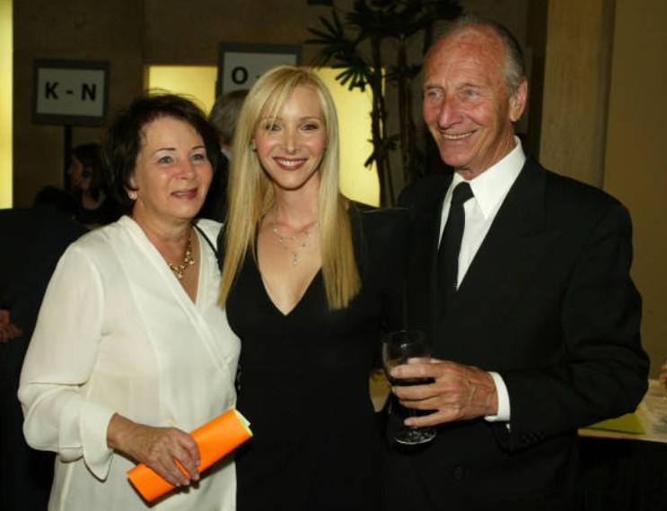 Lisa Kudrow parents