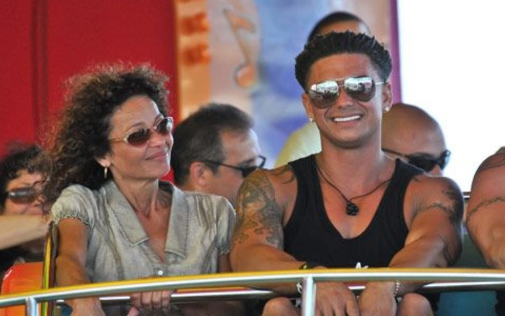 Pauly D mother