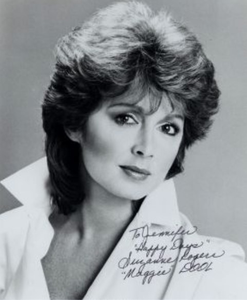 Suzanne Rogers young