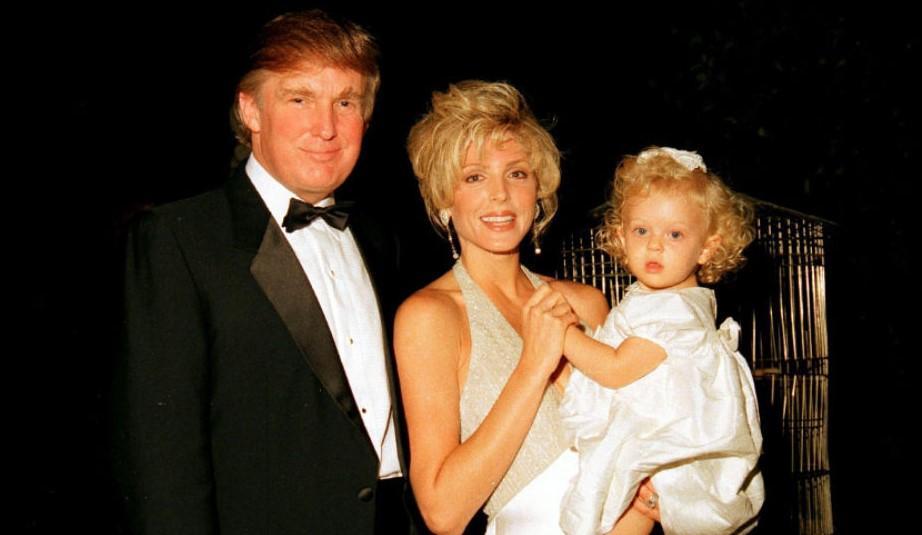 Tiffany Trump parents