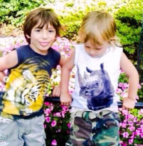 Stacey Silva kids