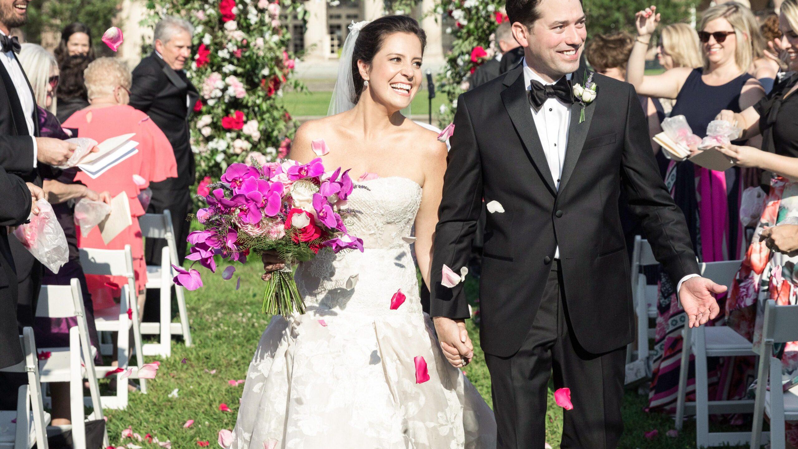 Stefanik marries Matthew Manda
