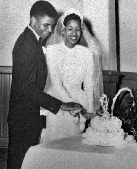 Rosa Parks married
