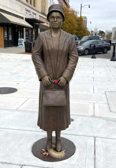 Rosa Parks Honors