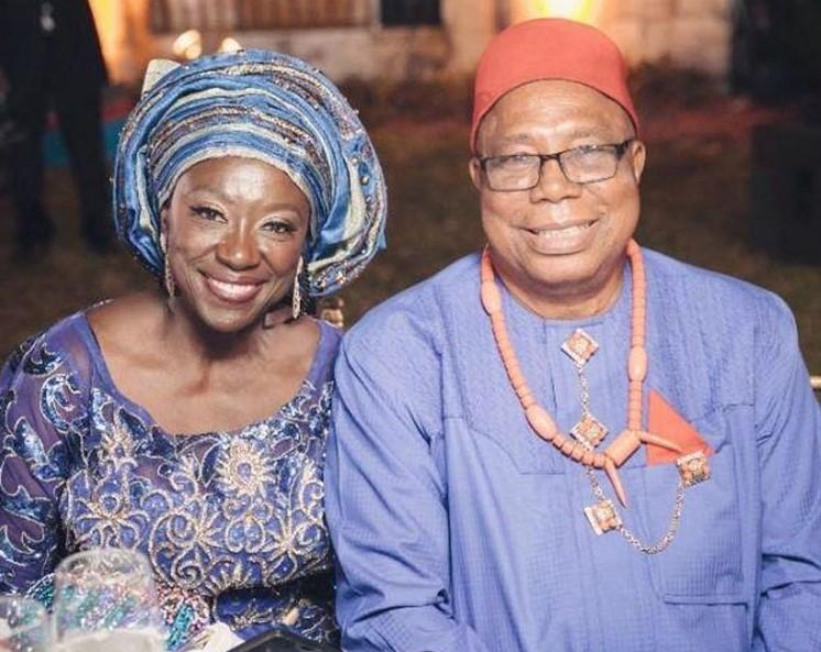 Yvonne Orji parents