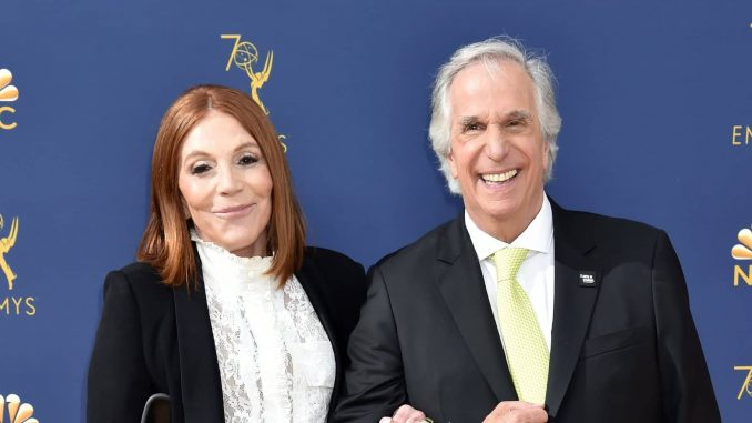 The Untold Truth Of Henry Winkler's Wife
