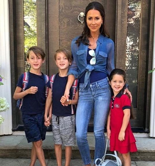 Jessica Brownstein kids