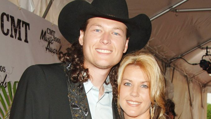 How rich is Blake Shelton's ex-wife