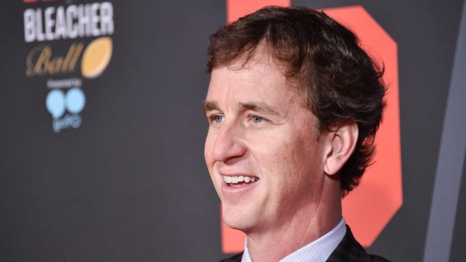 Who is Cooper Manning? Son, Net Worth, Age, Wife, Children