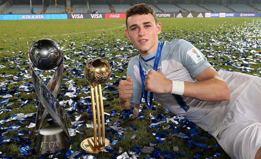 Phil Foden Titles
